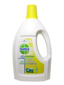 滴露衣物消毒劑 檸檬香味