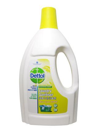 Dettol Disinfectant Laundry Sanitiser Lemon