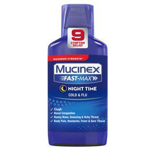 Mucinex® Fast-Max® Night Time Cold & Flu Liquida