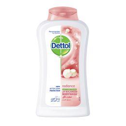 غسول الجسم ديتول تألق المضاد للبكتيريا 250 مل