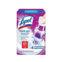 Lysol® Click Gel™ Automatic Toilet Bowl Cleaner - Lavender