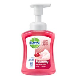 Dettol Foaming Hand Wash Rose Cherry