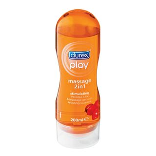 Durex Play 2 in 1 Massage Gel Stimulating (Gaurana)