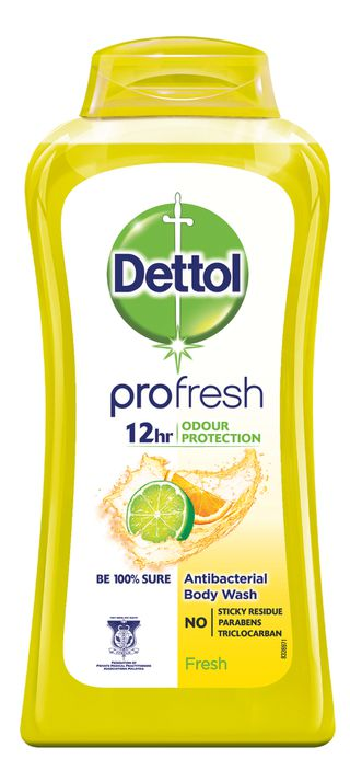 Dettol Fresh Antibacterial pH-Balanced Body Wash