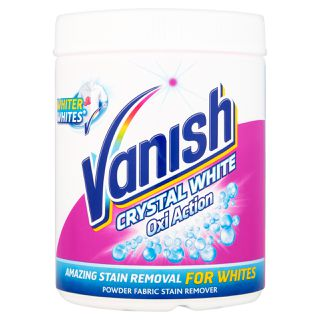 Vanish Oxi Action Crystal Whites