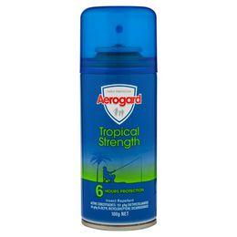Aerogard特护加强型防蚊气雾剂100克