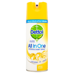 Dettol All In One Disinfectant Spray Lemon Breeze