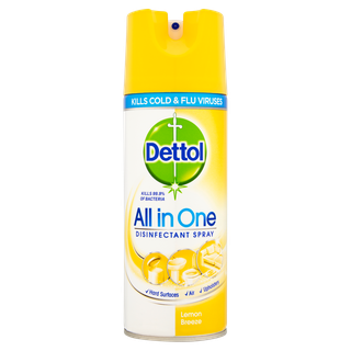 Dettol All In One Disinfectant Spray - Lemon Breeze