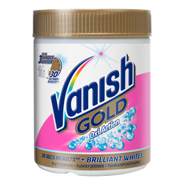 Vanish Gold for Whites Pulver 470 g