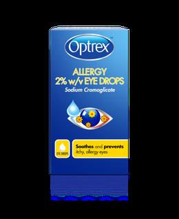 Optrex Allergy 2% w/v Eye Drops, Solution (eye drops)
