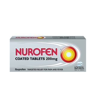 Nurofen Coated Tablets 200mg Ibuprofen