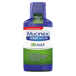 Maximum Strength Mucinex® Fast-Max® DM Max
