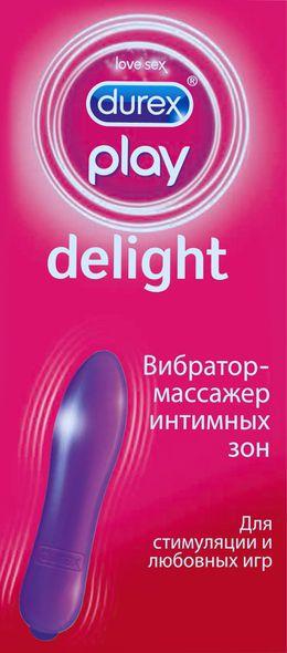 Durex вибратор Play Delight