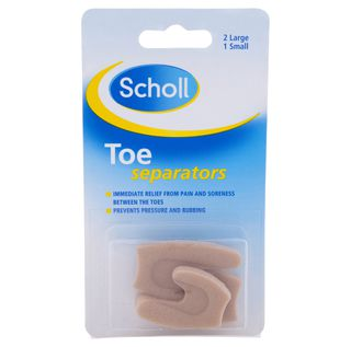 Foam Toe Separators