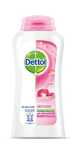 Dettol Skincare Antibacterial pH-Balanced Body Wash