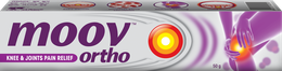 MOOV Ortho Knee & Joints Pain Relief - 50 g