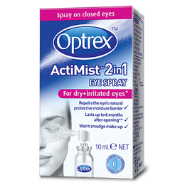 ActiMist™ 2in1 Dry + Irritated Eye Spray*