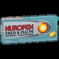 Nurofen Cold and Flu PE Tablets