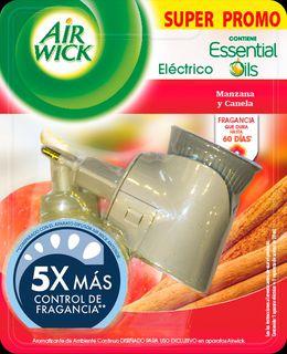 Eléctrico Completo Manzana y Canela