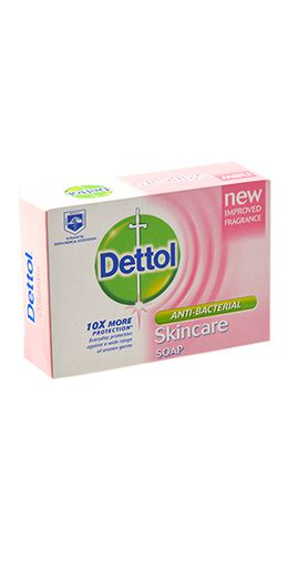 Dettol Antibacterial Skincare Bar Soap 90gm