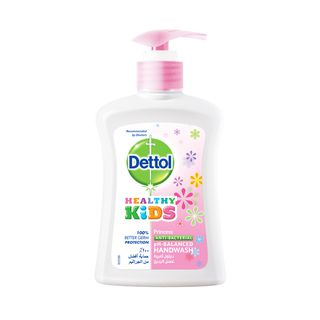 Dettol Healthy Kids Liquid Hand Wash Soap Princess 200ml