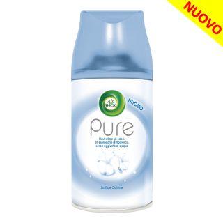 Soffice Cotone Ricarica Freshmatic Max Pure