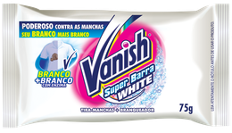 Vanish Super Barra White 75g