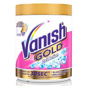 Vanish Gold Oxi Action White Poeder