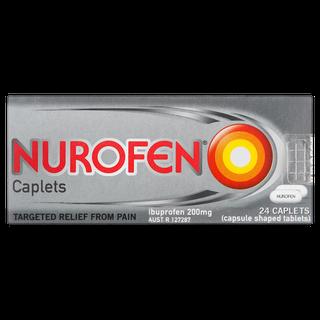 NurofenCaplets 200mg