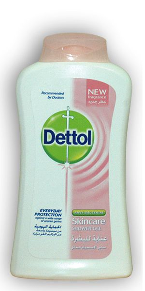 Dettol Skincare Antibacterial pH-Balanced Body Wash 250ml