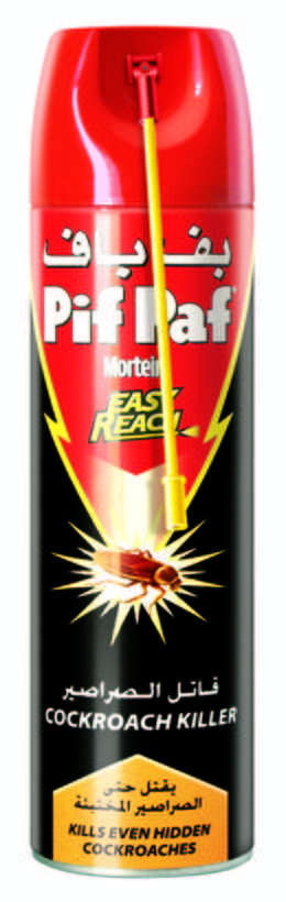 PIF PAF  EASY REACH COCKROACH KILLER