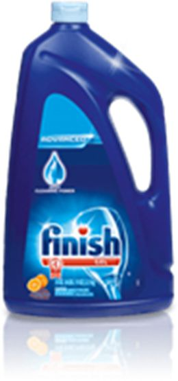 Finish Gel Dishwashing Detergent