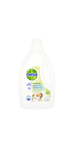 Dettol AntiBacterial Laundry Cleanser - Sensitive 1.5l