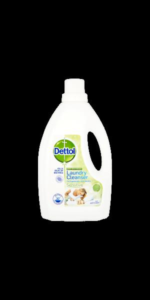Dettol AntiBacterial Laundry Cleanser - Sensitive 1.5l