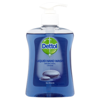 Dettol Hand Wash - Cleanse – Sea Minerals and Aloe Vera