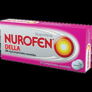 Nurofen Della 200mg Comprimidos revestidos