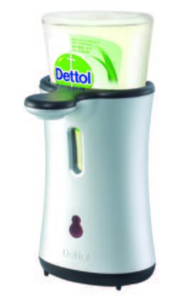 Dettol No-Touch Automatic Hand Wash Dispenser Original