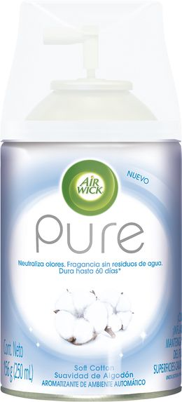 Aerosol Automático Freshmatic Pure Soft Cotton