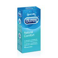 Durex Preservativos Natural Comfort 12 unidades