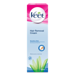 Veet® Hair Removal Cream Brightening for Sensitive Skin (1)
