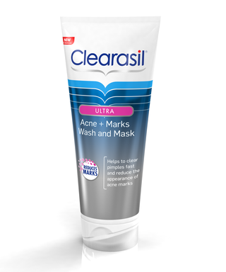Ultra® Acne + Marks Wash & Mask