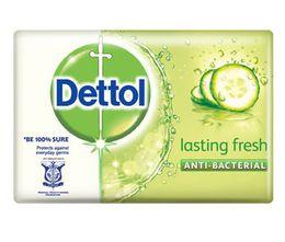 Dettol Antibacterial Lasting Fresh Soap