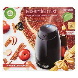 Air Wick Essential Mist Kit Apple and Cinnamon