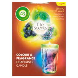Air Wick Colour Change Candle Life Scents™ Spring Forest Walk