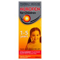 Nurofen For Children 1-5 Years