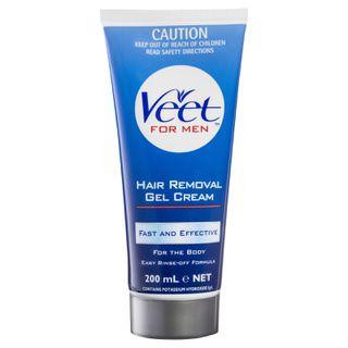 Veet® For Men Hair Removal Gel Cream 200ml