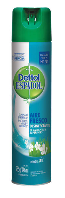 Dettol Espadol Desinfectante de superficies
