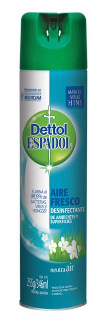 Dettol Espadol Desinfectante de superficies
