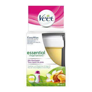 Veet EasyWax Nachfüllpatrone für Beine und Arme Essential Inspirations