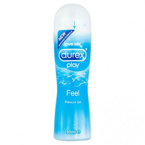 Durex Play Feel Water Based Gel Lube 50ML